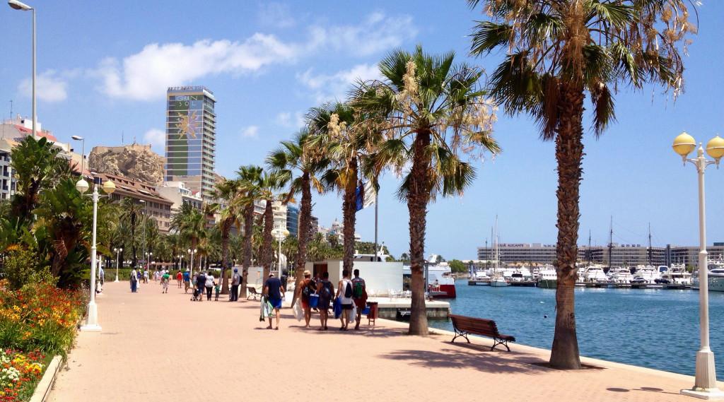 Santander International Experience Spanish Summer Language School zhi wen