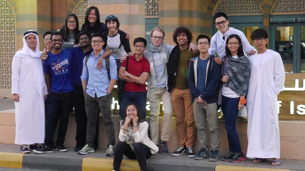 NYUAD Exchange Dec 15 - Group